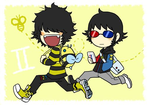 they would be the most amusing brothers ever. Especially with Sollux being the younger. =)