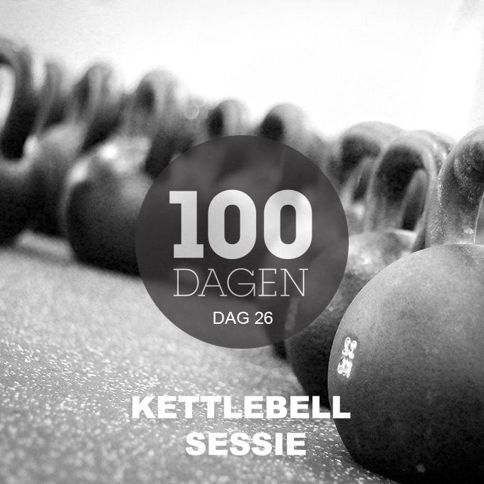 #kettlebell workout!