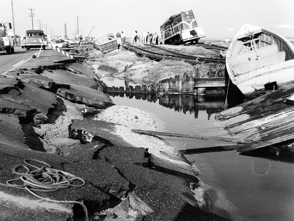 Phc68 1 468 9 Hurricane Hazel Coastal North Carolina North Carolina Hurricanes