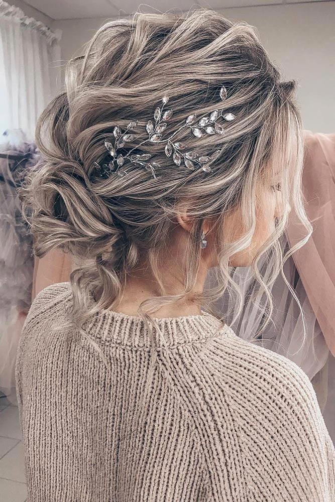 33 Wedding Hairstyles For Medium Length Hair Wedding Hairstyles Medium Hair Cu Wedding Hairstyles For Medium Hair Medium Length Hair Styles Medium Long Hair