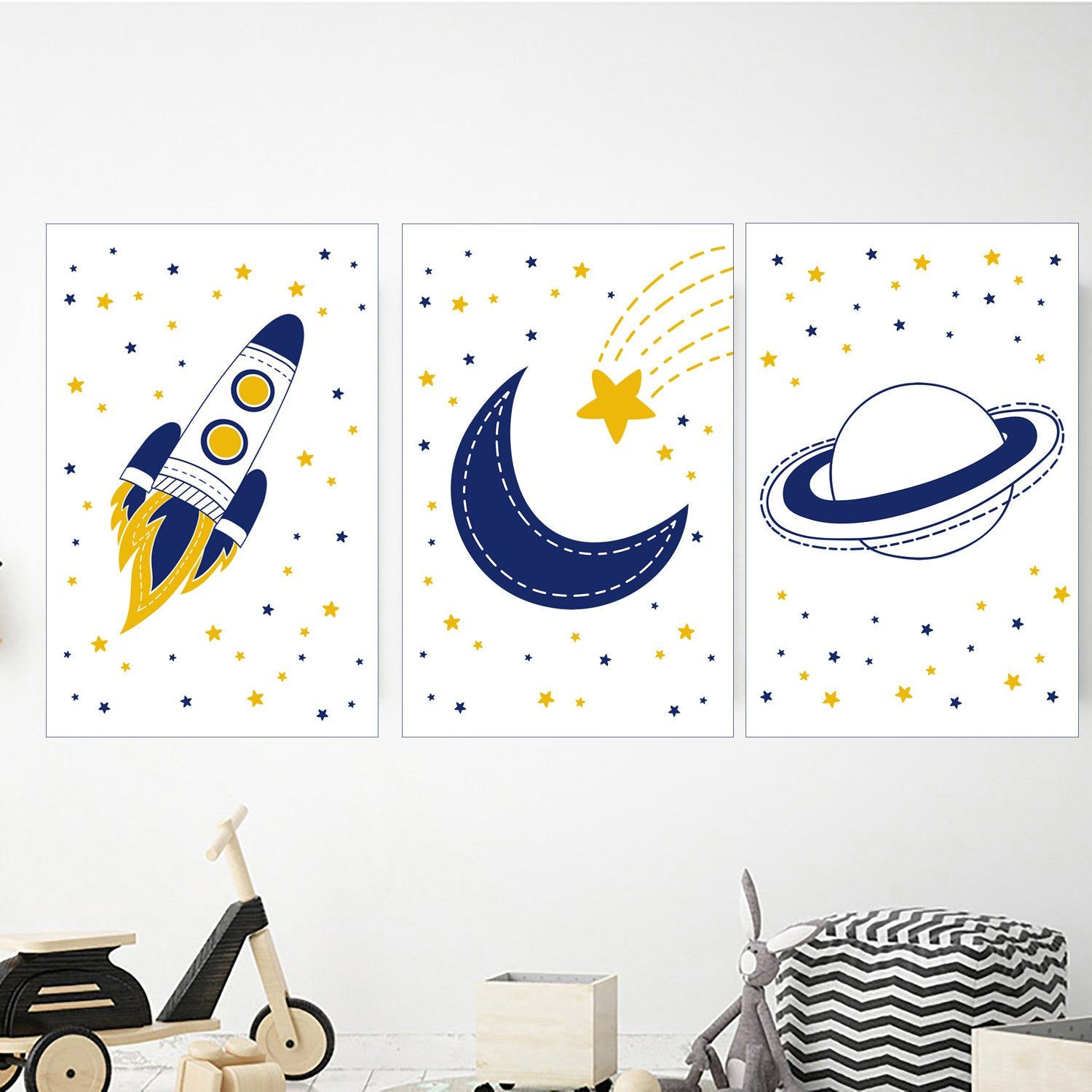 Outer Space Prints Digital Download 11x17 Print Printable Wall Art Space Wall Art Space Wall Decor Kids W Space Wall Art Printable Wall Art Art Wall Kids