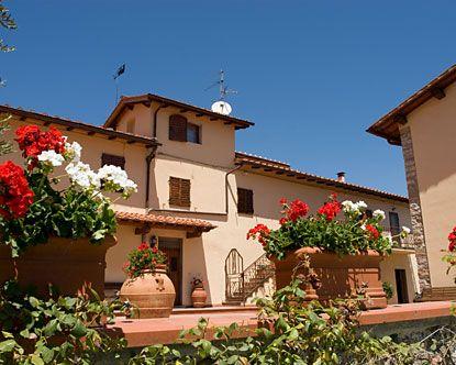 Authentic Tuscan Home Design