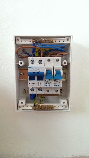 This is what the inside of a small garage style consumer unit looks this is what the inside of a small garage style consumer unit looks like these asfbconference2016 Gallery