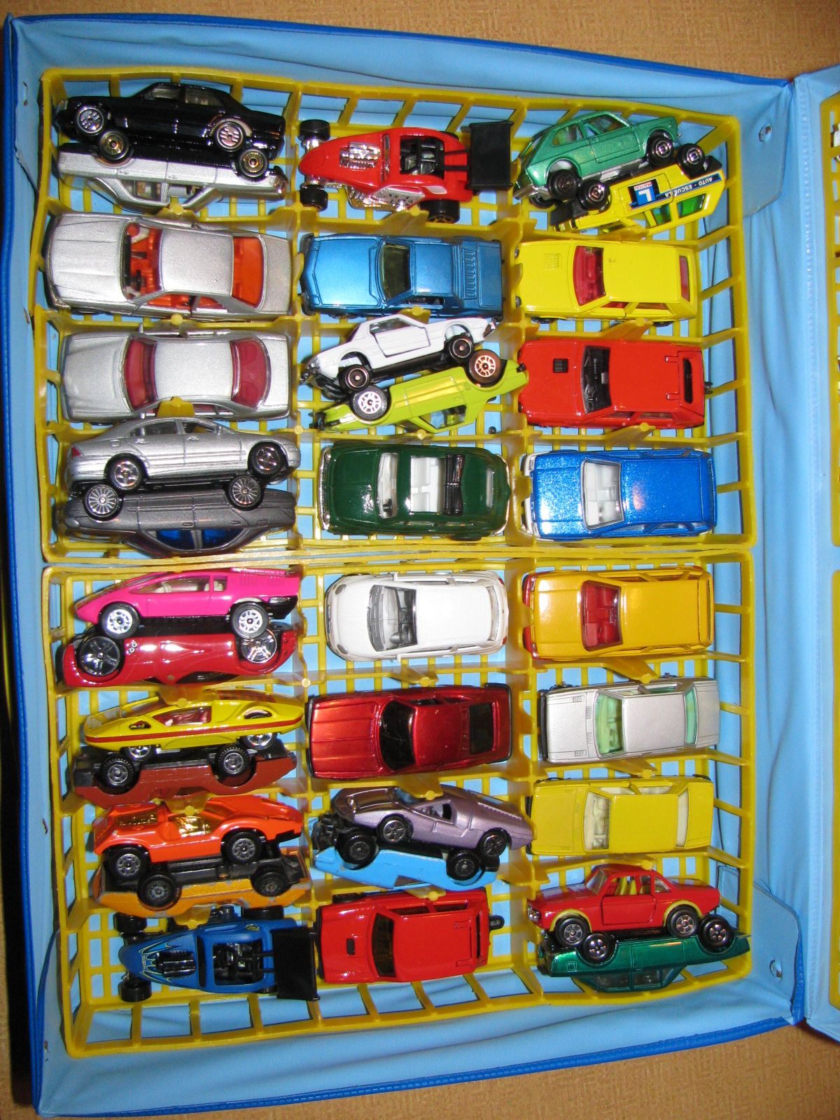 Miniatures cars