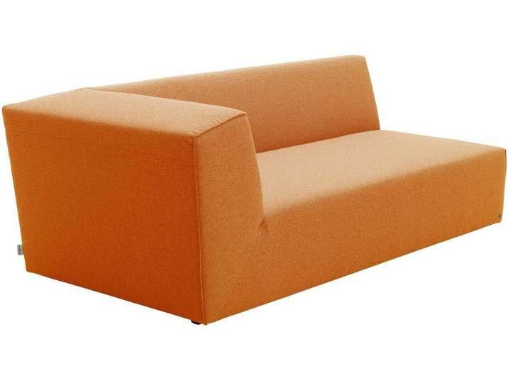 Tom Tailor Sofa Eckelement Orange Elements Sofa Bequemes Sofa Modul Sofa