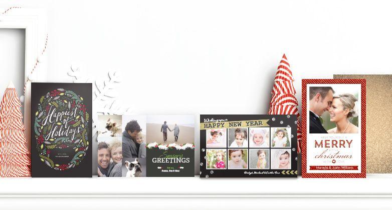 Custom Holiday Products And Gifts From Vistaprint Wedding Photo TableWedding Photos60th Birthday InvitationsWedding