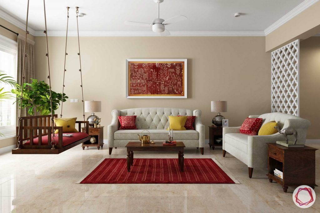 How to Add Desi Drama to Your Home | Indian interior ...