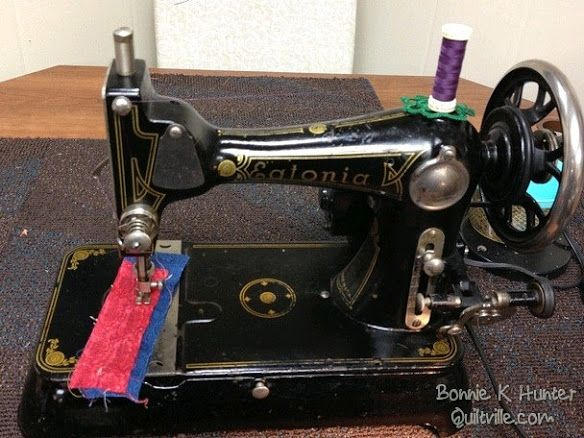 Little 40040 Sized Eatonia Was Made By The National Sewing Machine Best Sewing Machines Atlanta