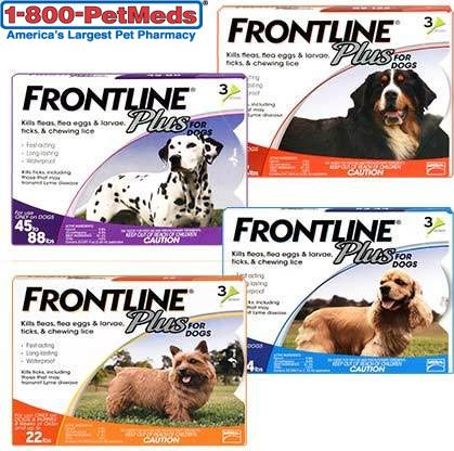 1800petmeds Coupon Code 25 Frontline Plus For Dogs Flea Control For Dogs Pet Meds