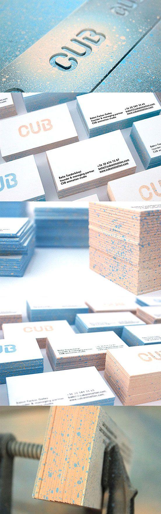 Lasercut Perspex Business Card Edge Painted Business Cards Business Cards Creative Business Card Design