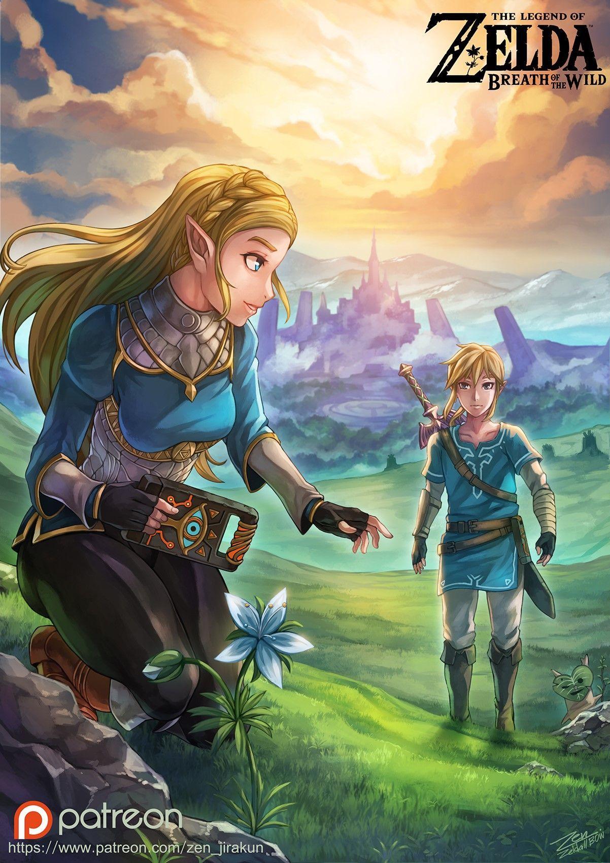 Zelda Breath Of The Wild Legend Of Zelda Legend Of Zelda