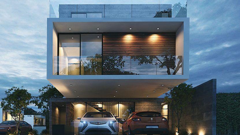 Despacho de arquitectura monterrey dise o de casas for Diseno despacho casa