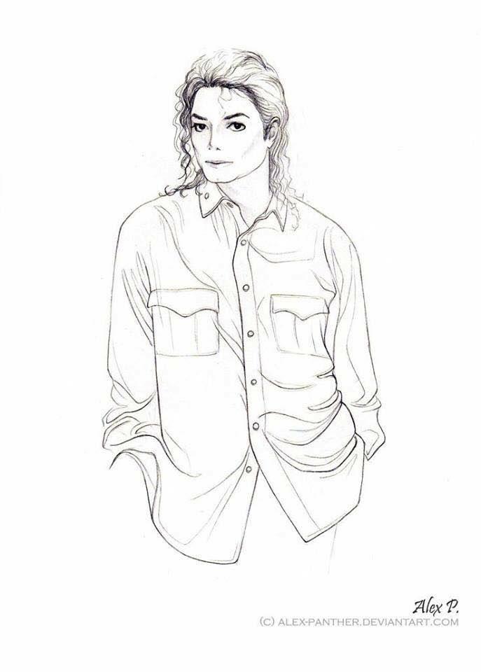 MJ art | Bruce Lee en 2018 | Pinterest | Michael jackson, Bocetos y ...