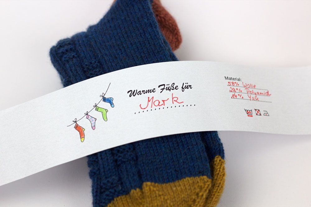 Photo of ▷ Socken verpacken – 6 kreative Ideen | sockshype.com
