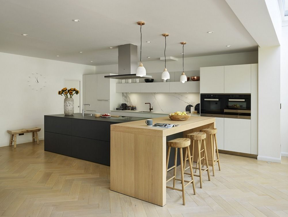 Kitchen Architecture Home Combined Elegance Contemporary Kitchens Pinterest