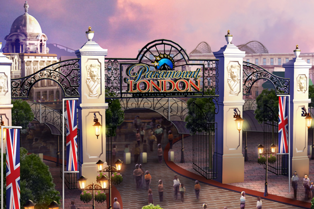 Paramount To Open 'British Disneyland' In Five Years