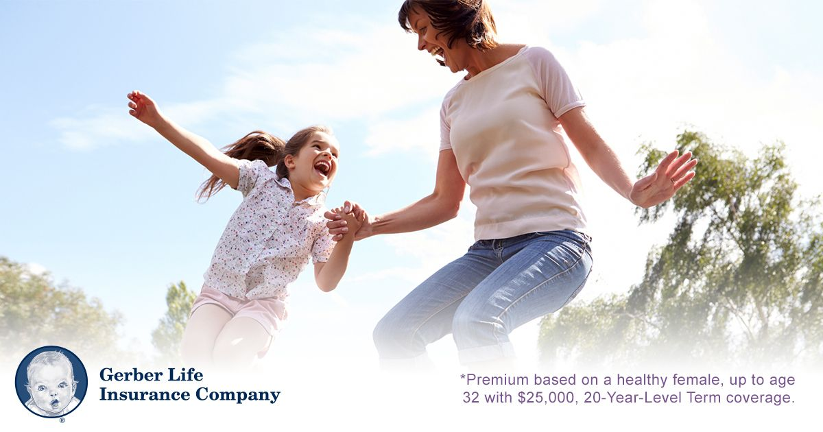 Purchase Term Life Insurance For As Little As 8 A Month Jump On