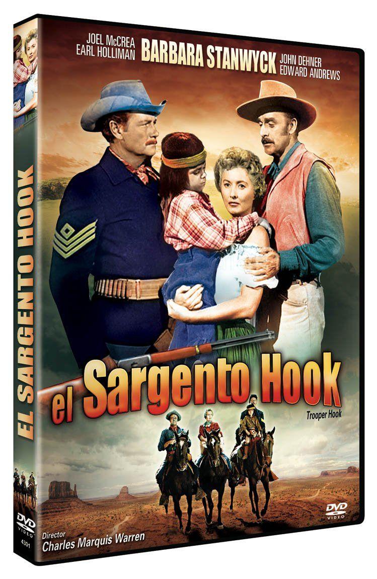 El Sargento Hook Dvd 1957 Trooper Hook Hook Sargento El