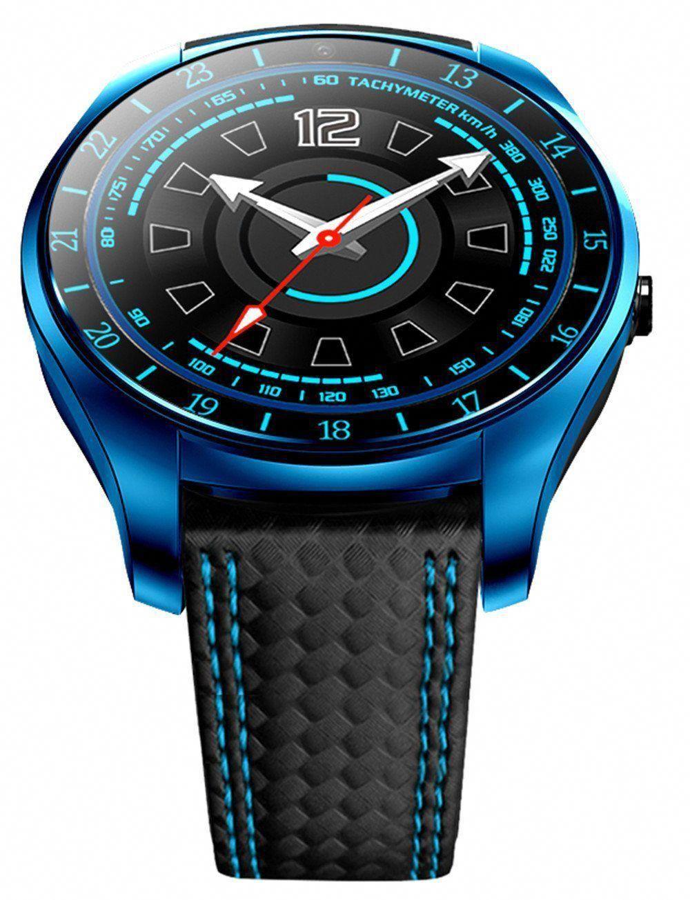 New Luxury Smart Watch with Camera Bluetooth Smartwatch