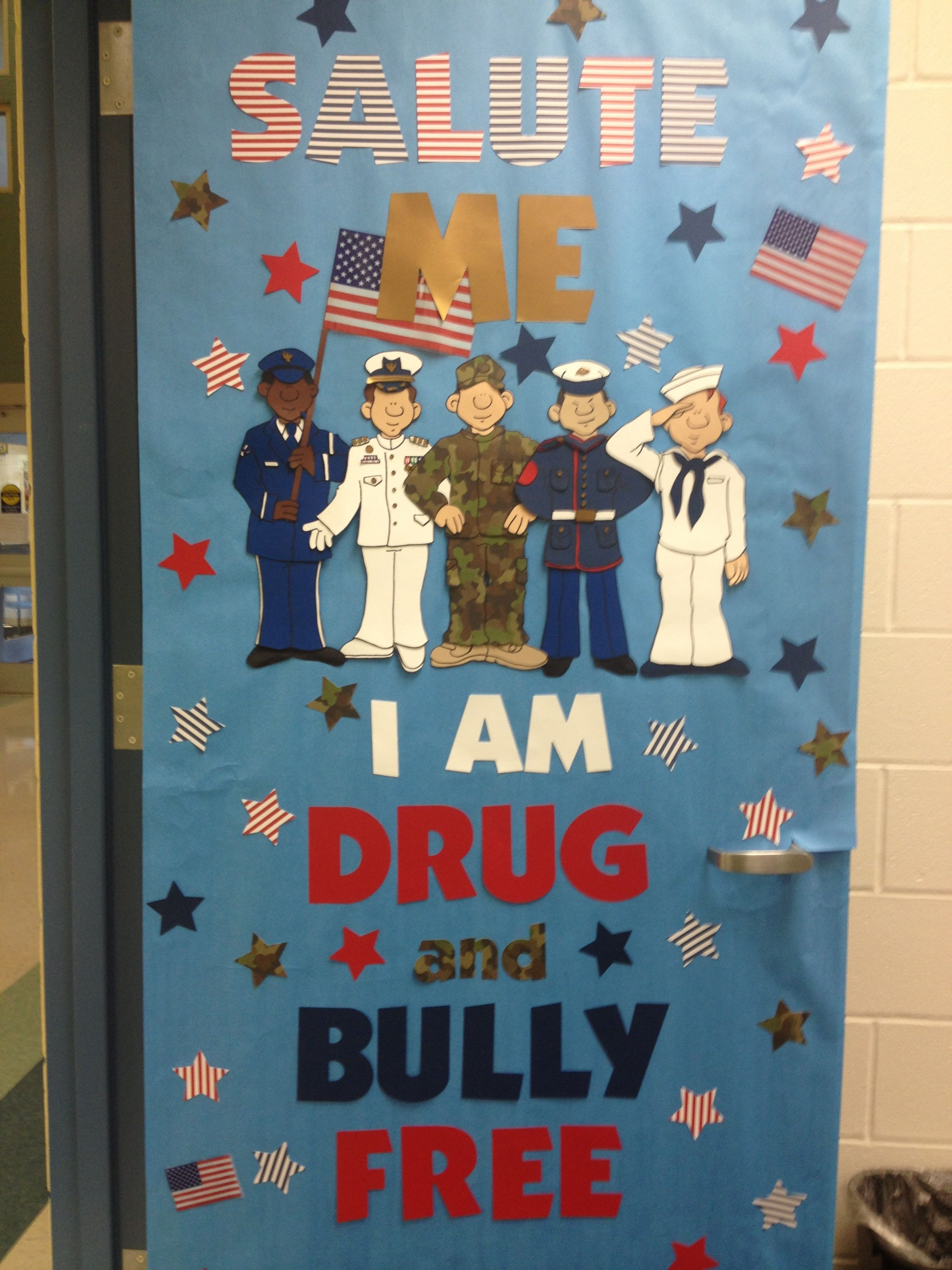 Pin By Positive Promotions On Red Ribbon Week Door