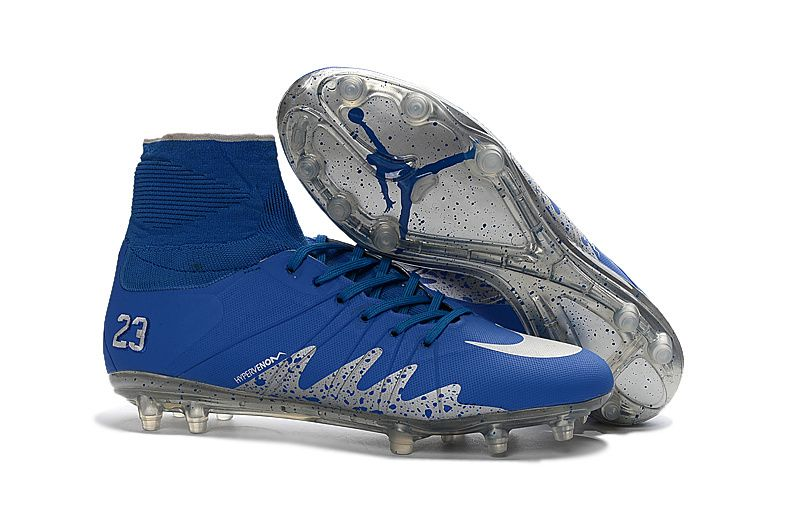 the latest 91c7d b4b1f Blue Nike Hypervenom Phantom II Neymar X AIR Jordan Boots Cheap Sales at  footballkicksnew.co.uk