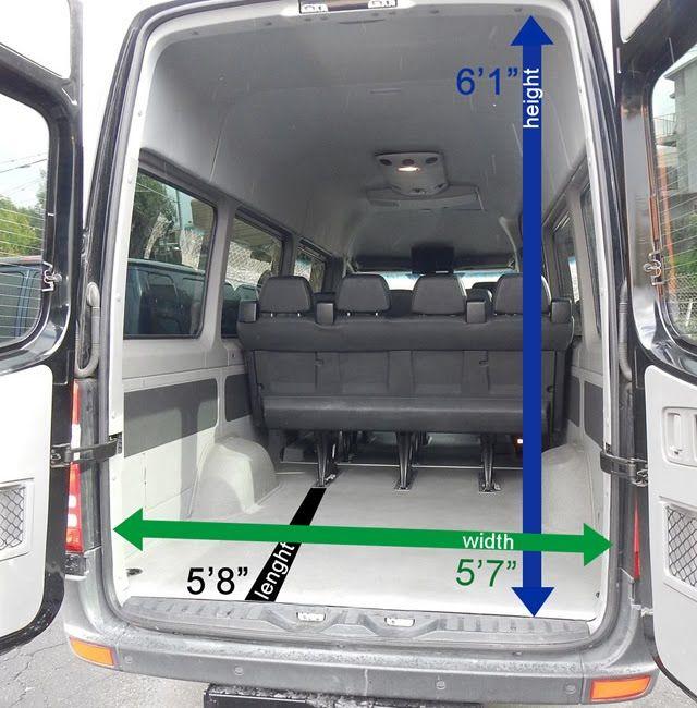 Image Result For Sprinter Crew Van