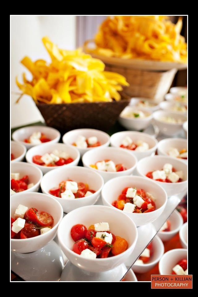 Boston Wedding Photography Food Event