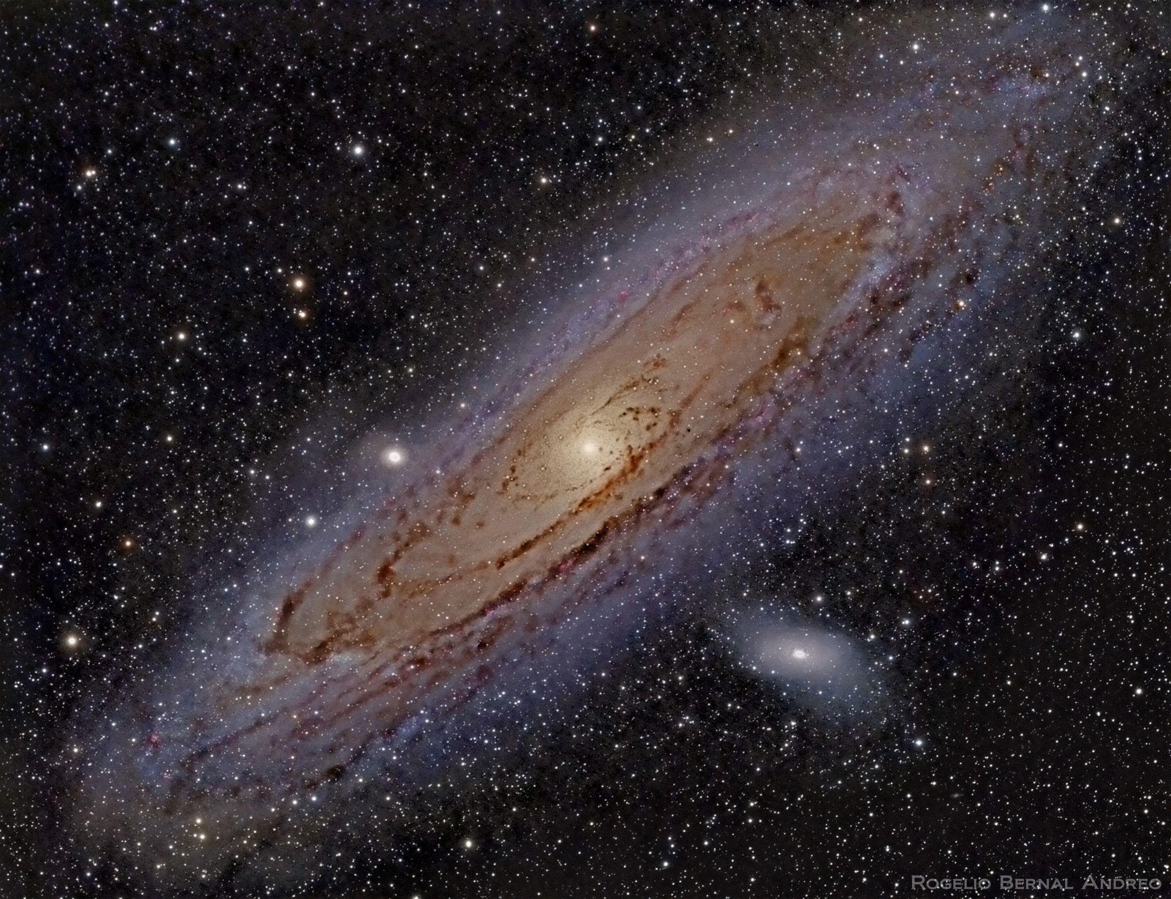 Andromeda Galaxy Andromeda Galaxy Hd Galaxy Wallpaper Spiral Galaxy