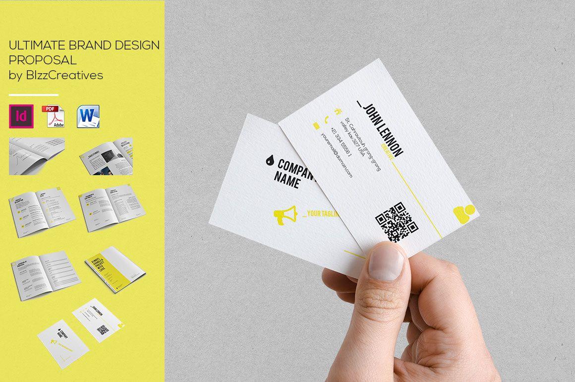 Ultimate Brand Design Proposal Ultimate Brand Design