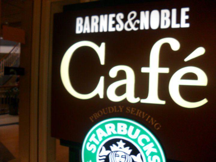 Starbucks And Barnes Noble Barnes And Noble Starbucks Lovers