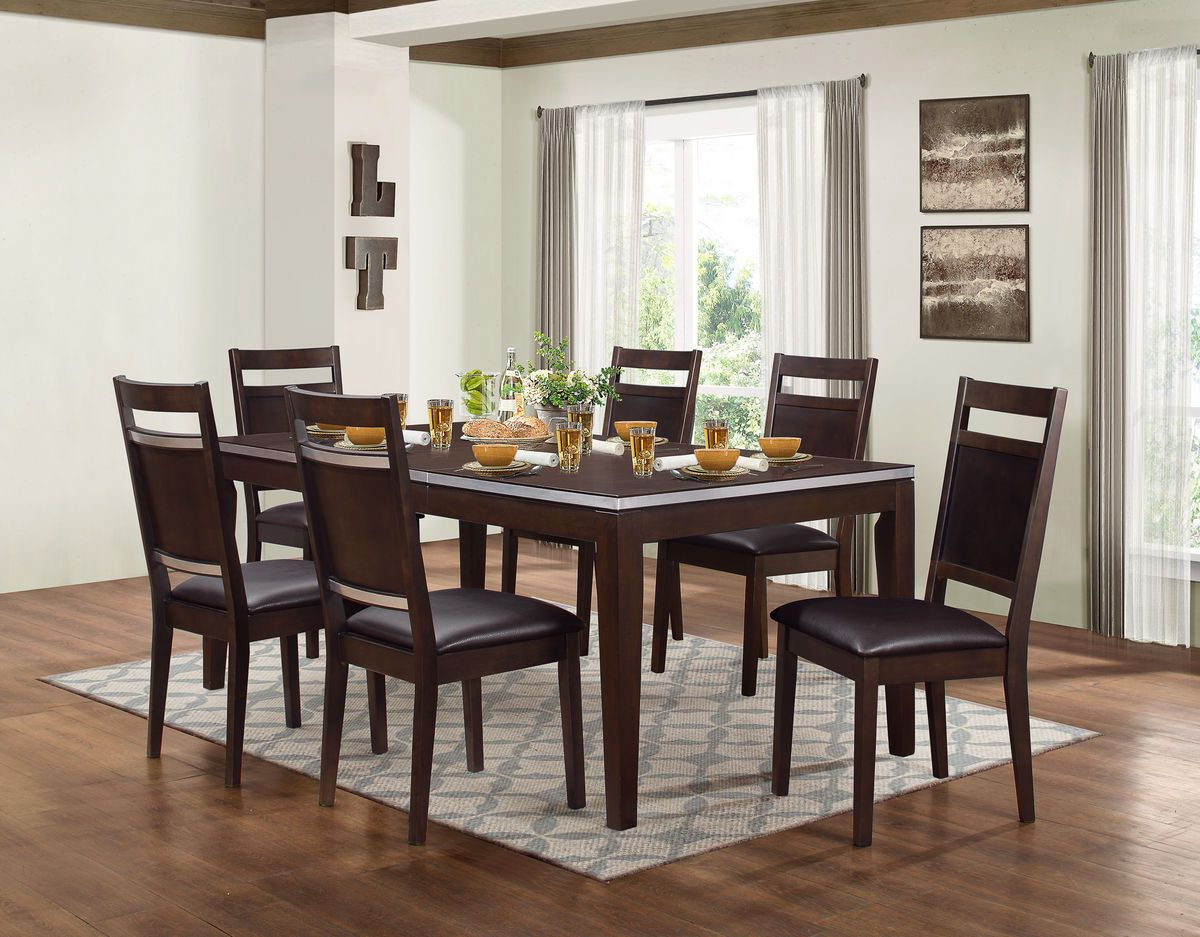 Pasco collection dining table