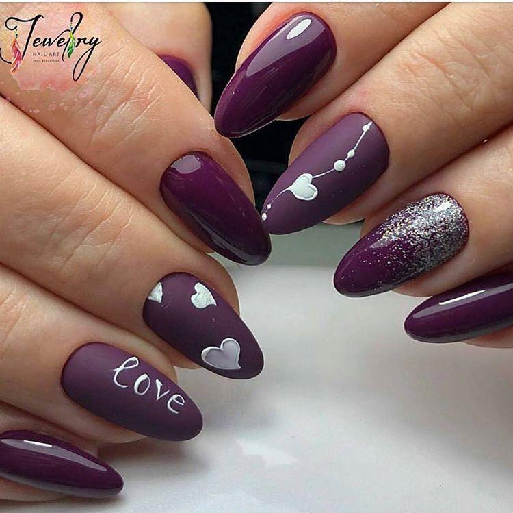 Pin by hung le on tam pinterest manicure nail nail and makeup gel nail art gel nails manicures valentine nails nail fashion goth nail designs nail desighns gothic prinsesfo Choice Image