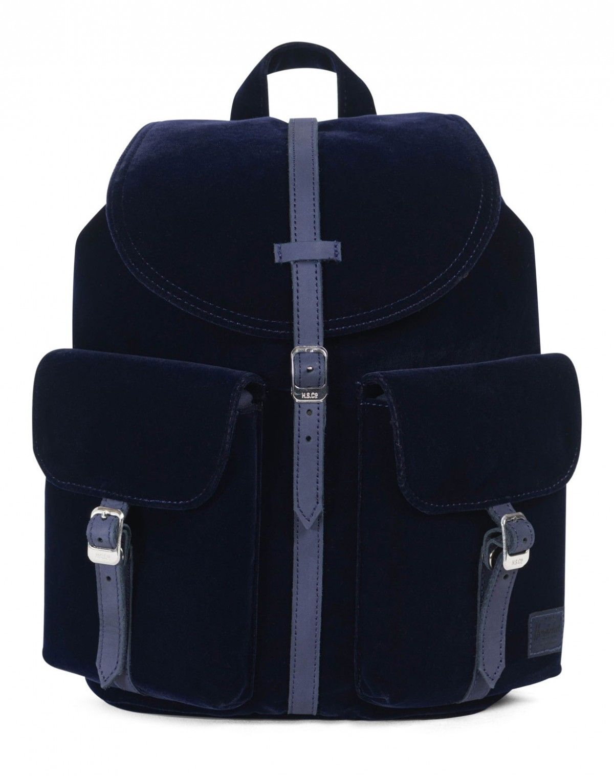 be1c2cb7637 Herschel Dawson XS Backpack Velvet Peacoat