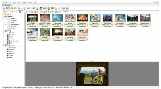 7 Best Windows 10 Photo Viewer App Alternatives 2019 Free Download Best Windows Photo Viewer Wallpaper App