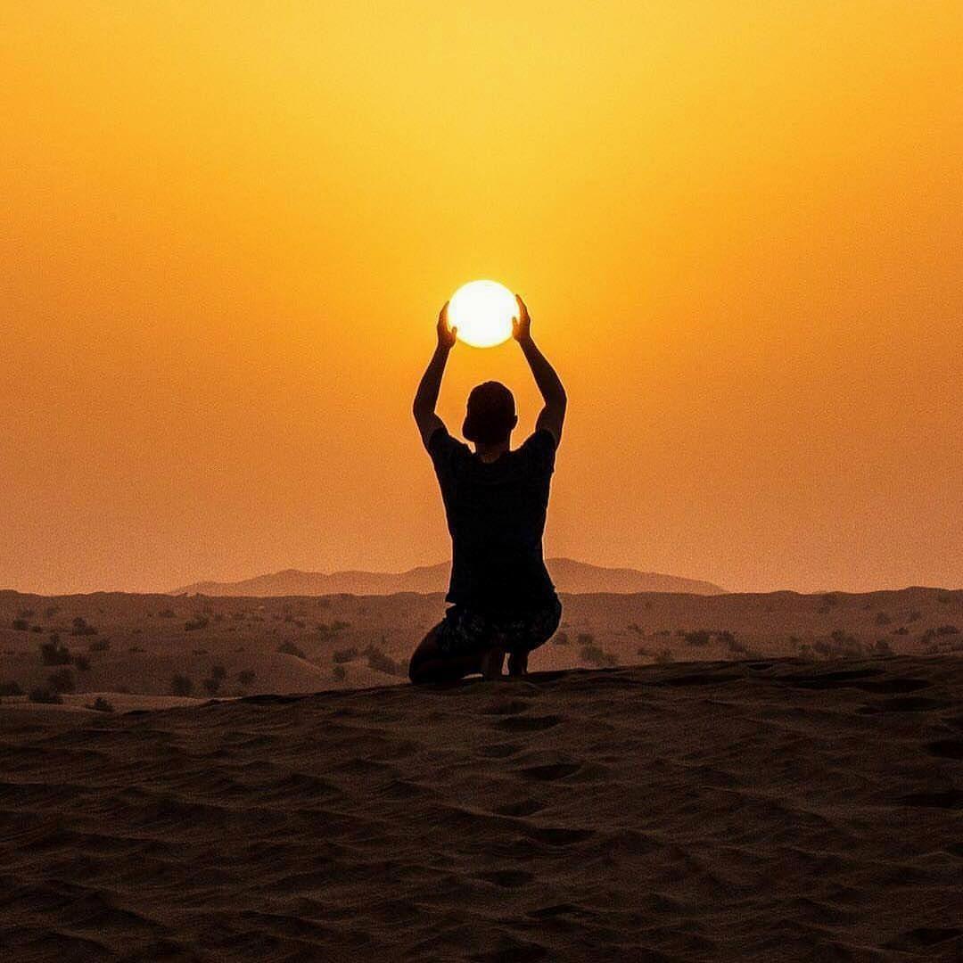 Al Maha Desert Resort & SpaVia @theluxurycollectio Double tap if you like it.  Follow @travelnaturephotos for travel inspiration.