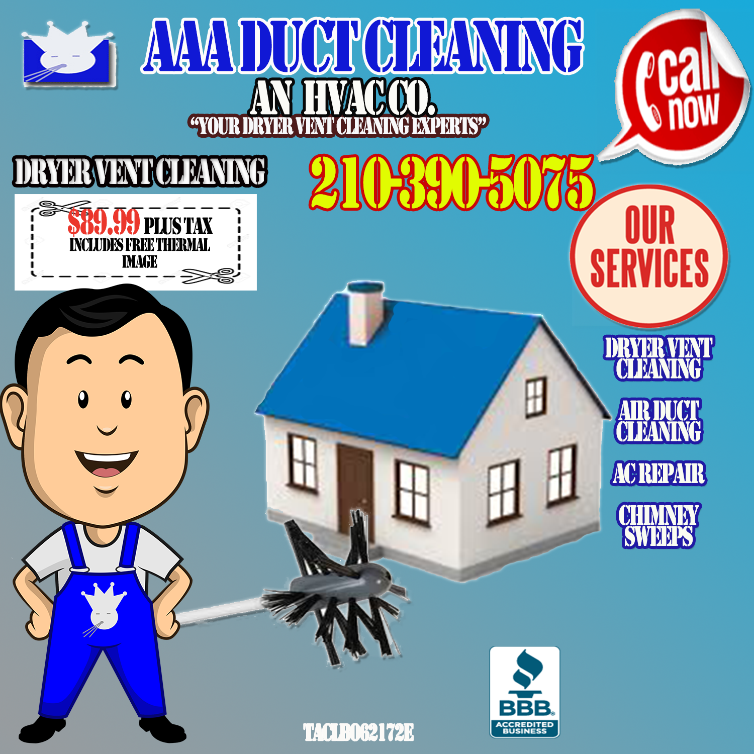More Info AAA Duct Cleaning is an HVAC Company Air