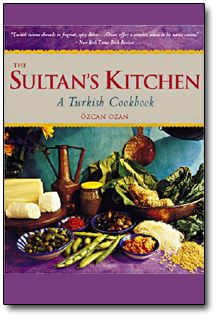Özcan Ozan claims that Turkish cuisine is one of the greatest in the world. From tangy egg-lemon soup, vegetable-stuffed eggplants sauteed in fragrant olive oil to richly stewed lamb on a bed of pilaf. These are the flavors of Turkey, whose fabled cuisine evolved in Ottoman kitchens: These traditions are rendered by an expert in The Sultan's Kitchen, complete menu suggestions, and stunning images inspires any cook to create dishes that are fit for a sultan.