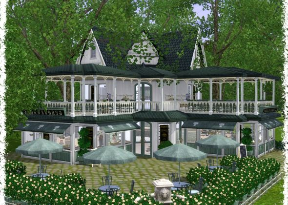 The Sims 3 Custom Content Lots Downloads | Sims ♦️ | Sims