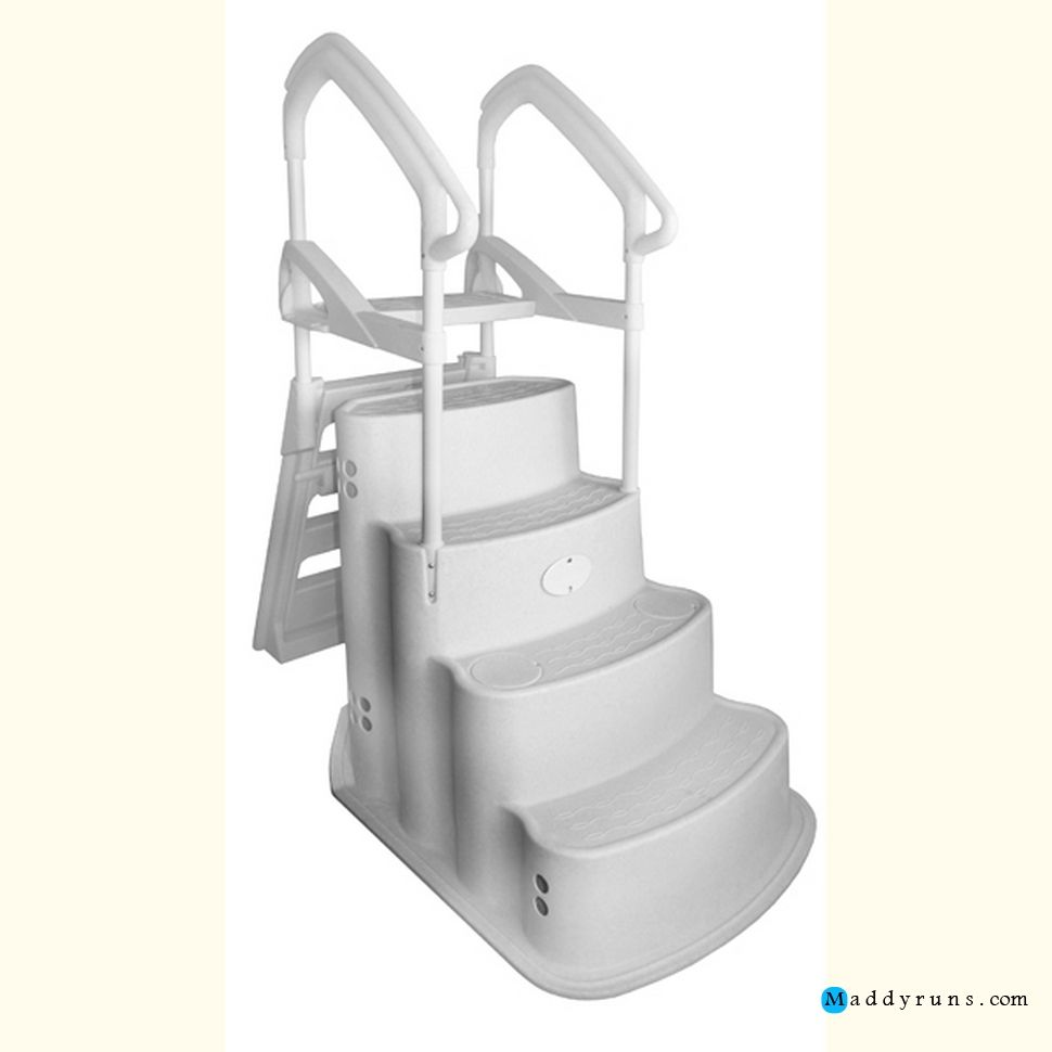 Swimming Pool Pool Supplies Pool Steps Elegant Swimming Pool Ladders For Above Ground Pools