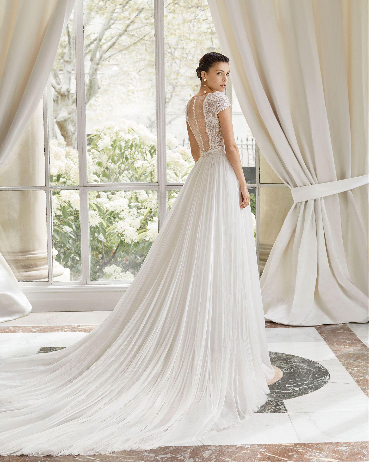 Melisa Bridal 2019 Rosa Clara Couture Collection Wedding