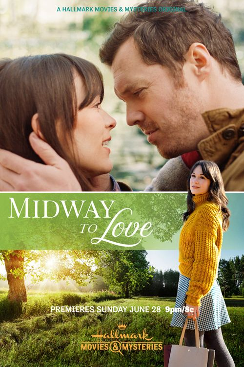 Its a Wonderful Movie - Your Guide to Family and Christmas Movies on TV: Midway to Love - a Hallmark Movies  Mysteries Movie Premiere!