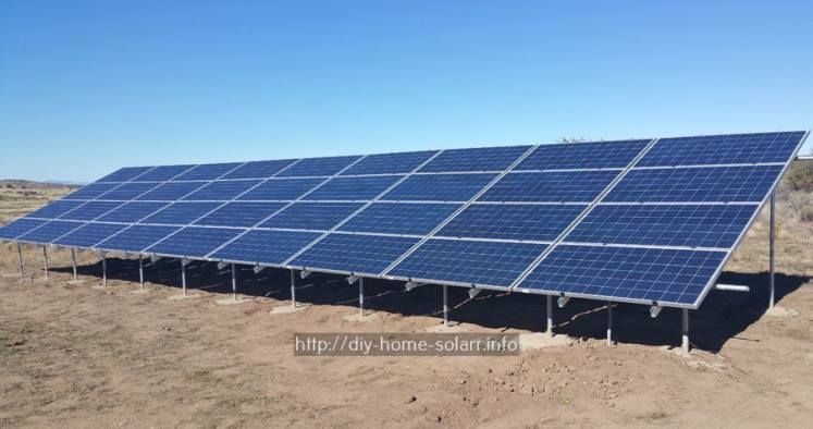 How To Set Up A Solar Power System Energy Saving Trust Solar Farm Articles 8417511278 Solar Panels Solar Panel Cost Best Solar Panels