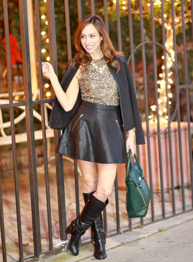 Leer BrightShiny En Night Skirts LaarzenRok Pinterest CxoedB