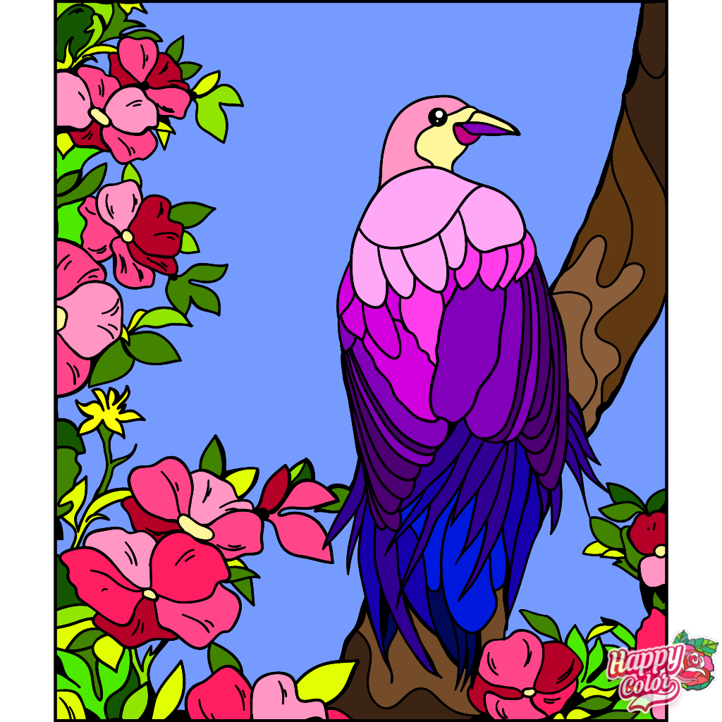 Pin By Agless On Happy Color App Coloring Book App Happy Colors Coloring Apps