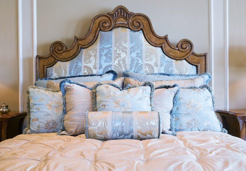Ideias para a sua cabeceira de cama #headboard #cabeceira #taofeminino taofeminino.com.br
