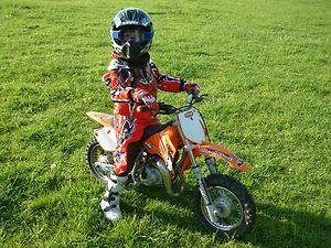 Ktm 50 Mini Adventure Junior Motocross Off Road Bike The Bike Is