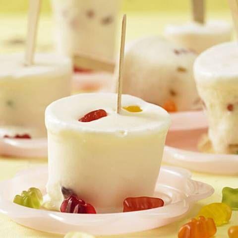 Gummibärchen-Eis