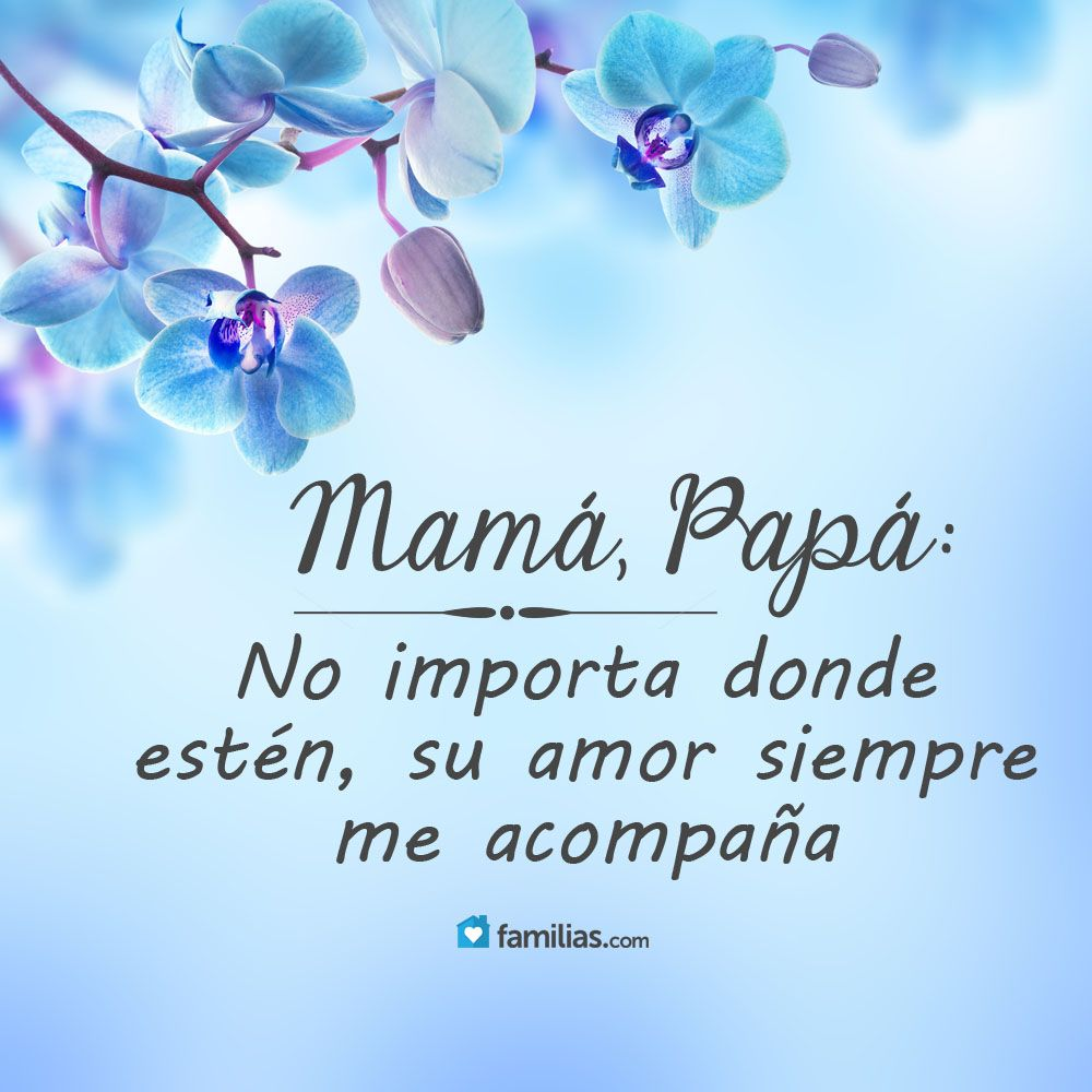 Mama Papa Los Ama Familia Pinterest Miss You Mom Daddy Y