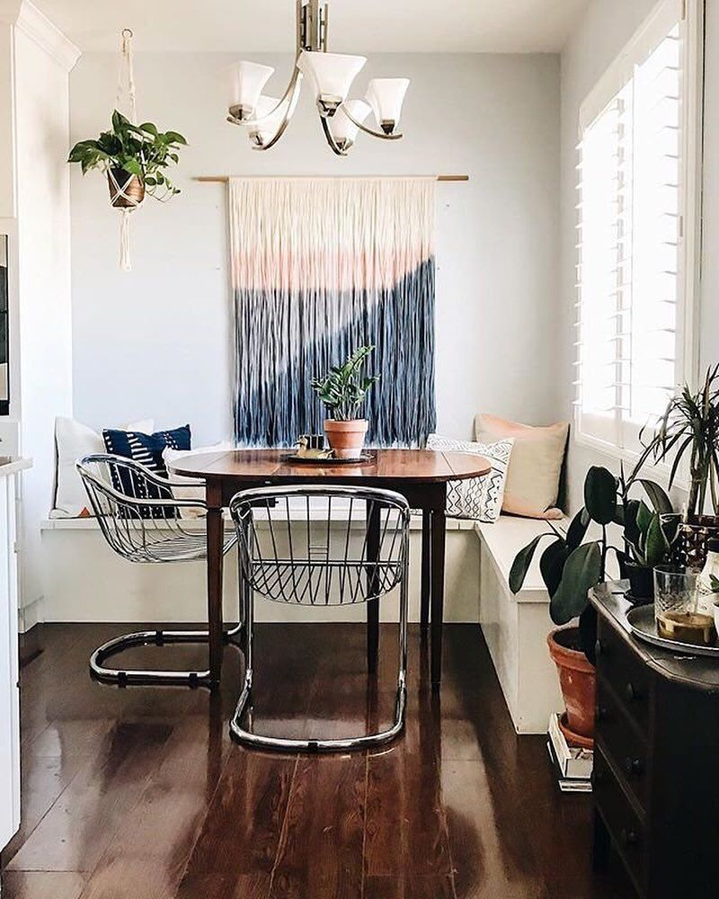 You Know We Love A Dining Nook