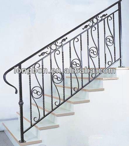 Pasamanos de escaleras exteriores escalera caracol - Escaleras de hierro para exterior ...